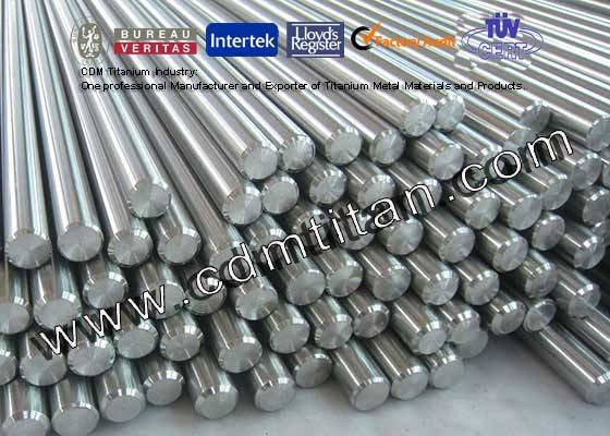Titanium bar Titanium rod Titanium screw bolt nut