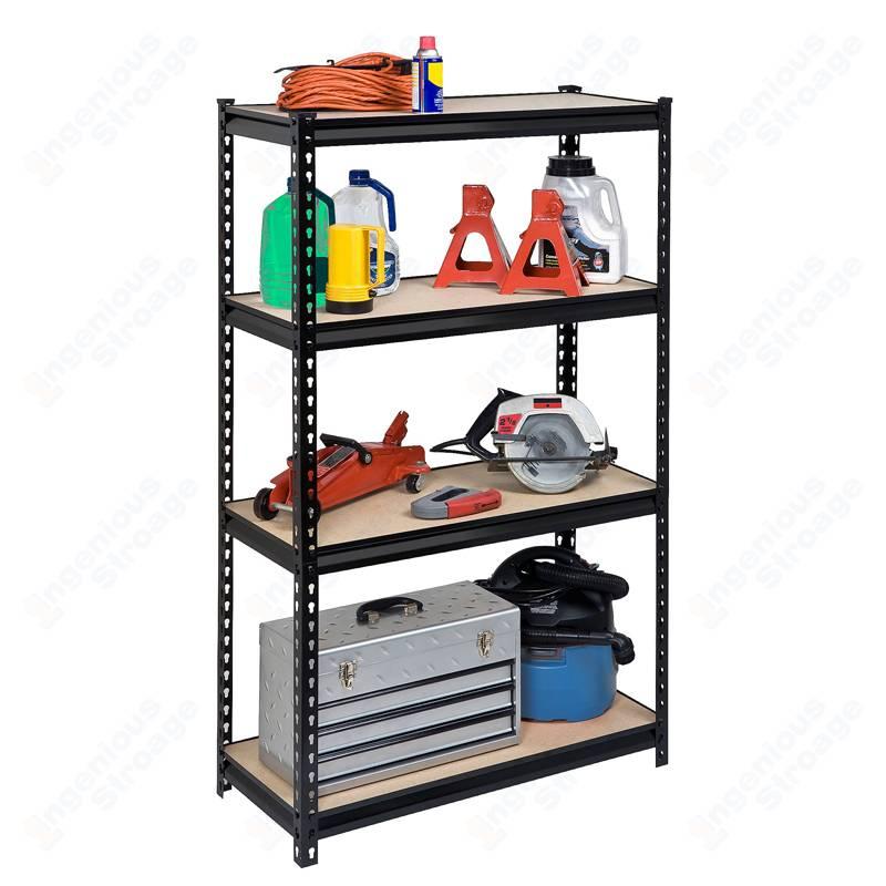 4 Garage Storage Shelving Unit