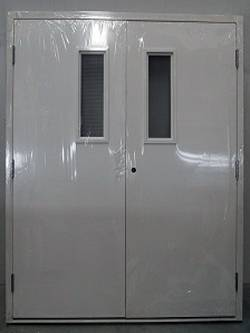UL standard steel fire door 3 hours