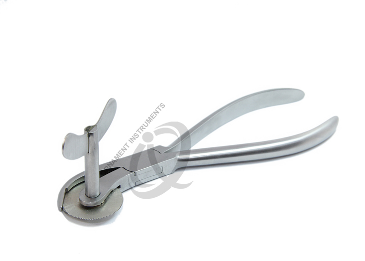 Jewelry Ring Cutting Pliers ::Ornament Instruments:: Sialkot, Pakistan