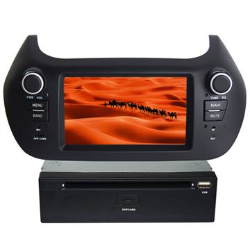 Citroen Nemo model In-dash Car DVD Multimedia GPS Navigation System
