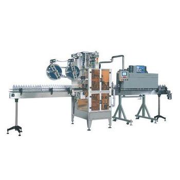 Automatic PVC Shrink Sleeve Labeling Machine.used shrink sleeve labeling machine