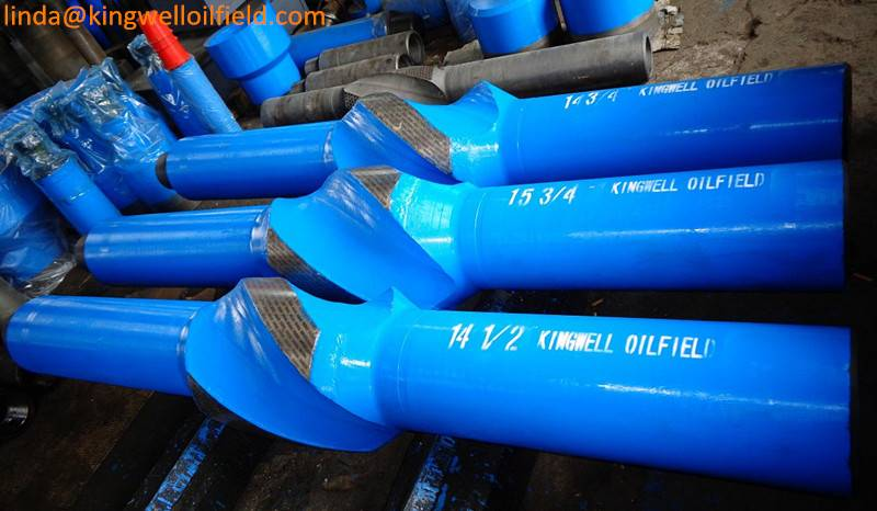 Oil Gas Well Drilling Stabilizer & Stabilizer Forging