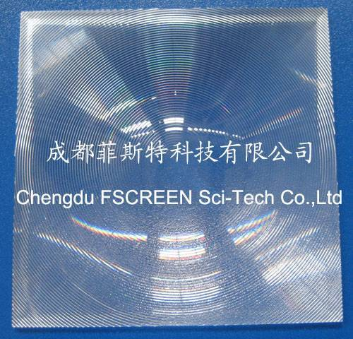 Solar Collector Fresnel Lens Fss120
