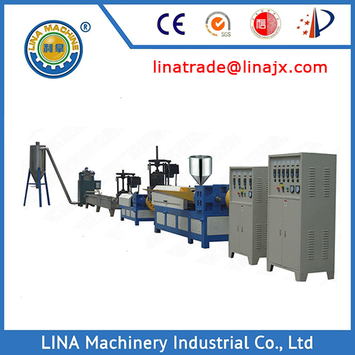 Recycled Plastic Water String Granulating Line