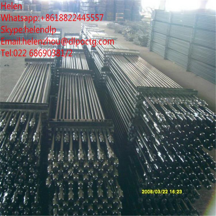 Tianjin Oilfield API Sucker Rod/Pony Rod in factory prices