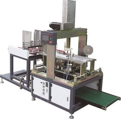 YX-400 Automatic Box Corner Tapping Machine