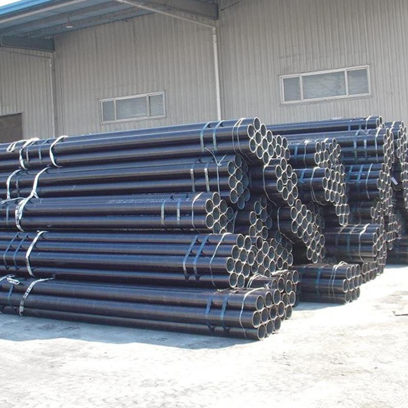 supply API 5L Oil Pipeline X42, X52 Drill rod in drilling