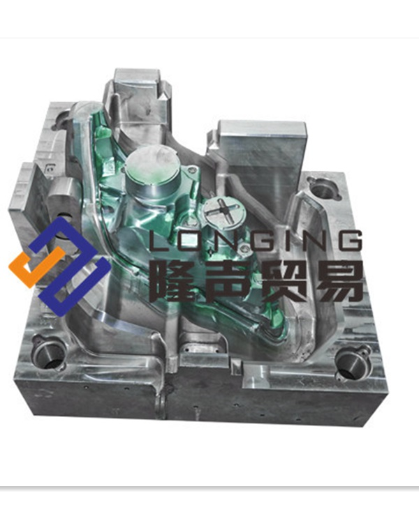 plastic injection mould for car headlamp housing