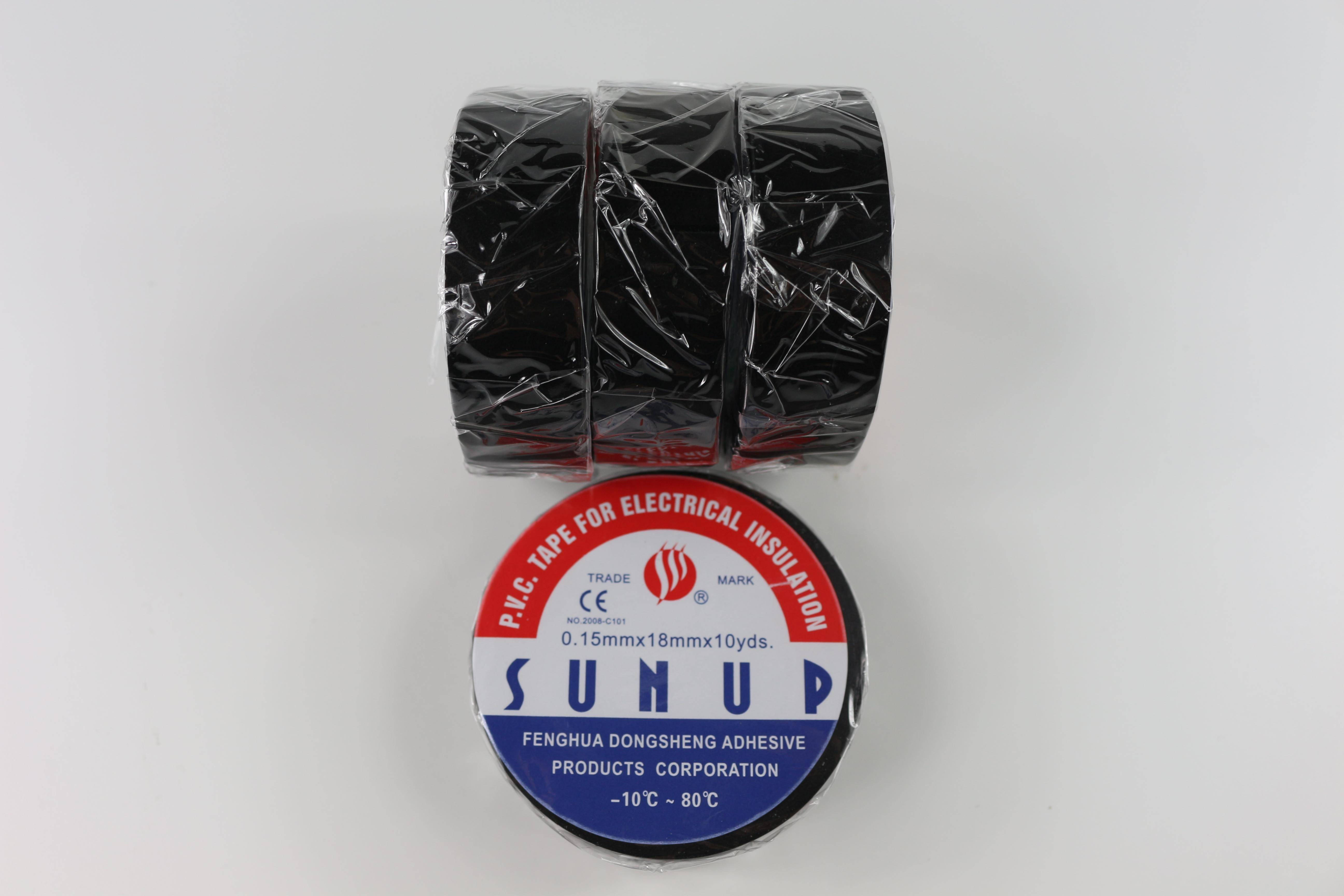 Hot Sale High Quality Heat-Resistant PVC Insulation Tape