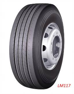Long March Roadlux Steer/ All Position Radial Truck Tire (LM117)