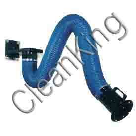 Industrial Flexible Extraction Arm for Welding & Cutting