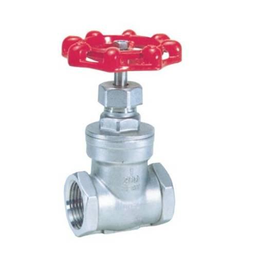 api ansi female threaded gate valve