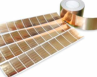 Die-cutting Acrylic Conductive Adhesive Equivalent 3M1181 Copper Foil Tape