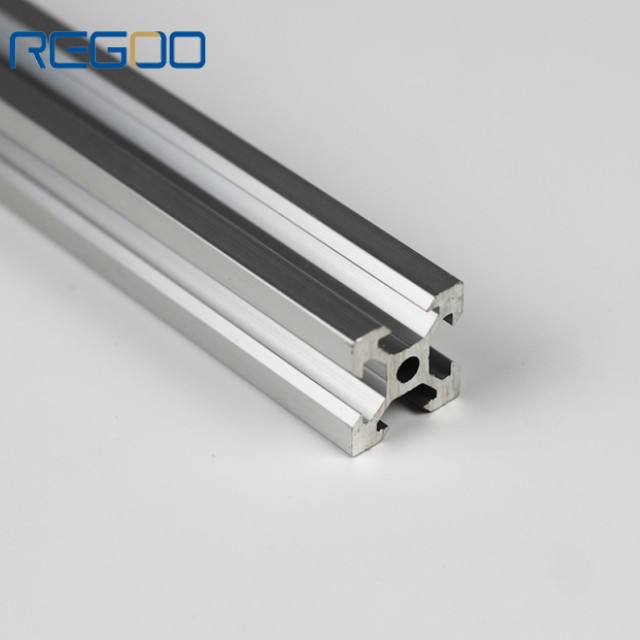 China Supplier Anodized Extrusion Aluminum Profile