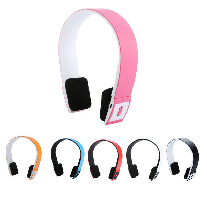 Popular bluetooth headset for sport use compatible with all smart phone PW-BH07