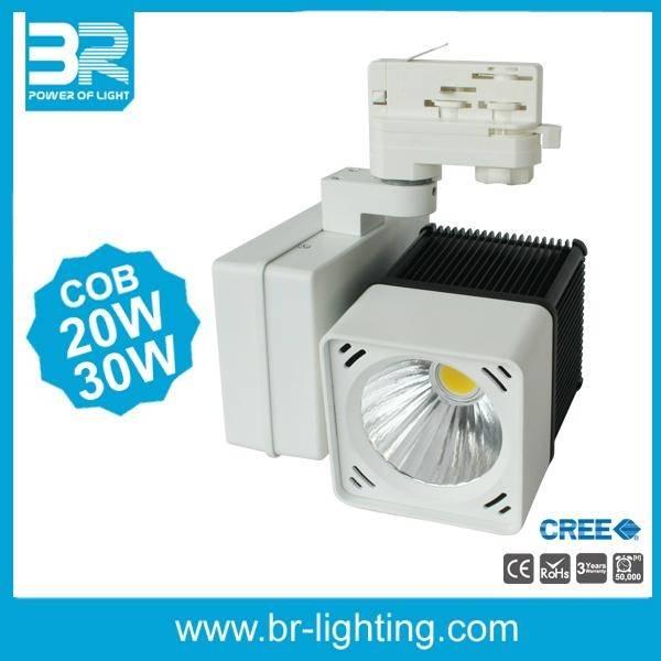 LED Tracklight 40W 50W