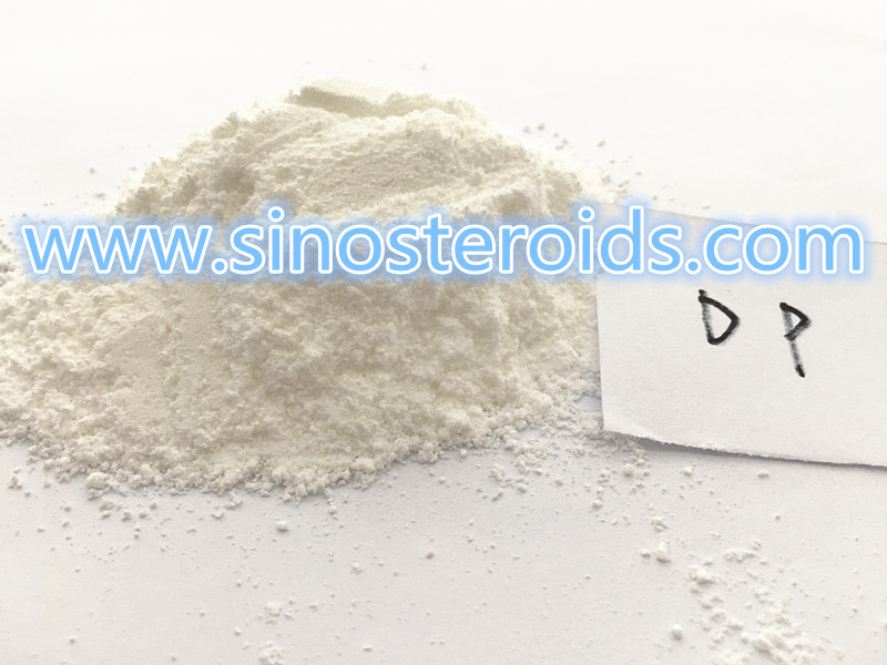 Muscle Growth Steroid White Raw Powder Drostanolone Propionate / Masteron Propionate