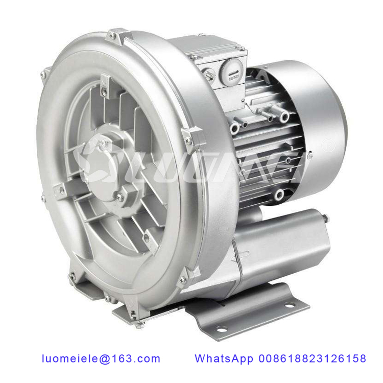 Single Stage Industrial Electric High Pressure Ring Blower