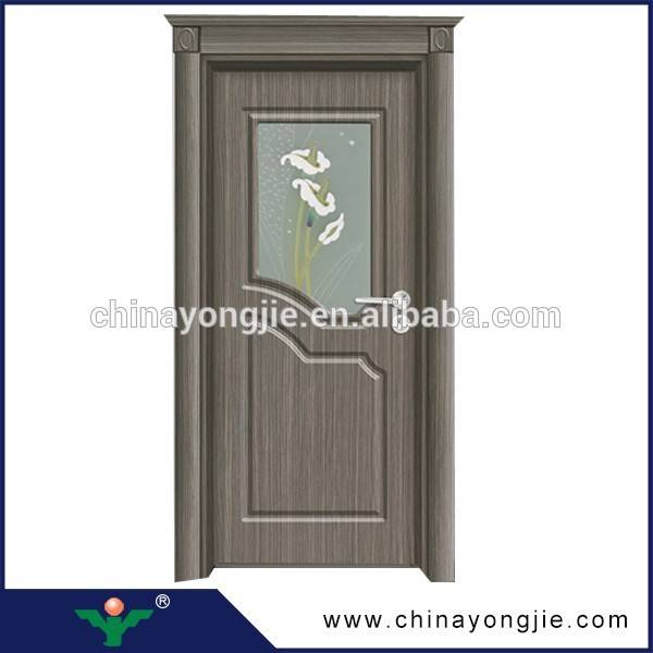 Yongkang Zhejiang 2016 New Design Pvc Door pvc bathroom door price Most Popular