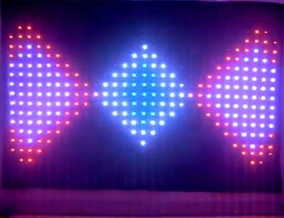P10 led curtain outdoor video full color led display/Customize LED Display/indoor led