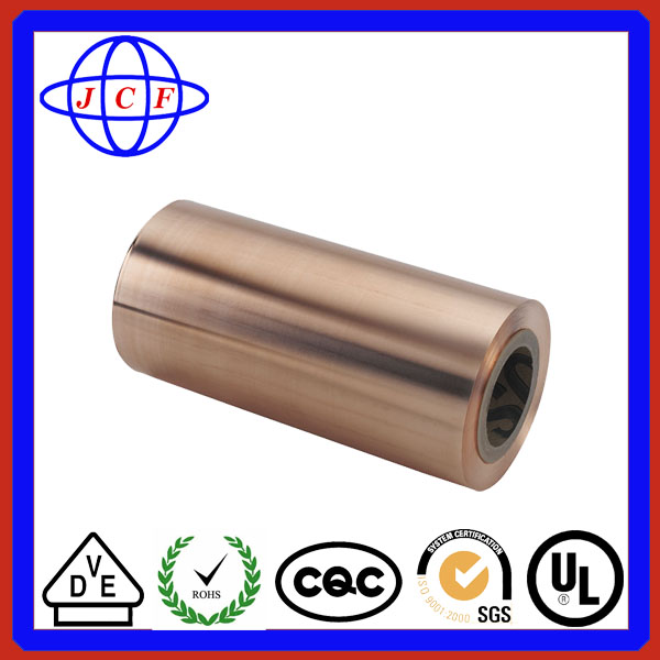 6um Double Shiny ED Copper Foil For Li - ion Battery