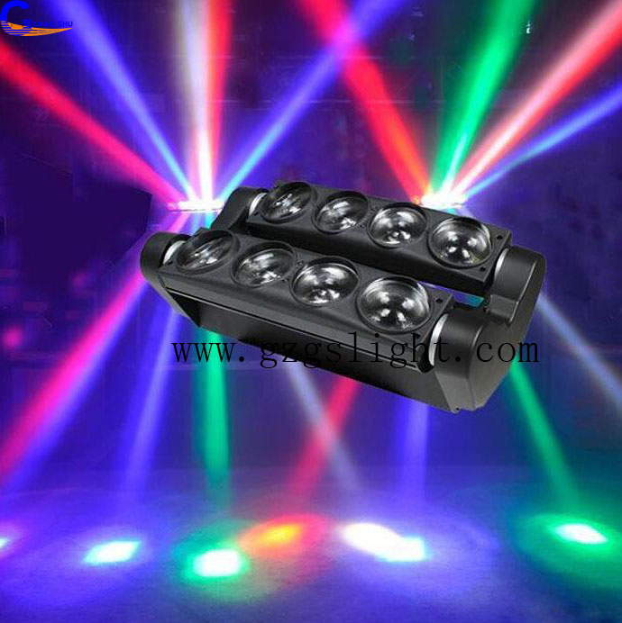 810W RGBW Stage LED Spider Beam Light Bar Light for Disco Party