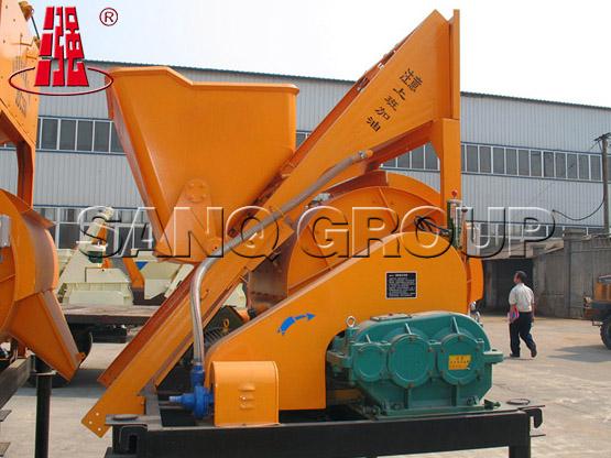 JDC Concrete Mixer