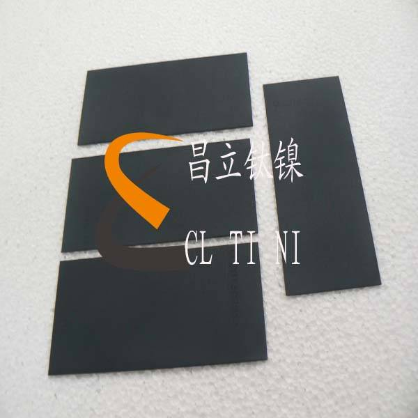 Ruthenium-Iridium coated titanium anode sheet