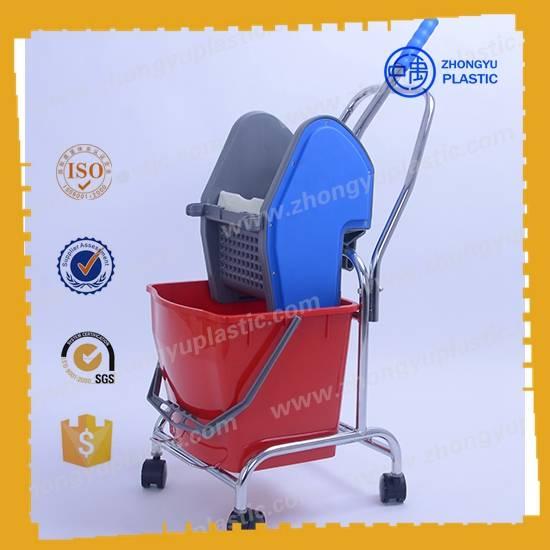 ZY-401 20L Mop Bucket Trolley, Mop wringer bucket