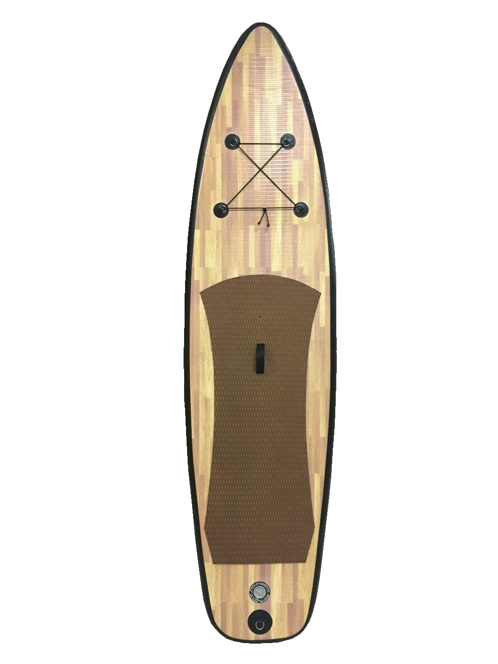 2020 Wooden Grain Fusion Material Inflatable Paddle Boards
