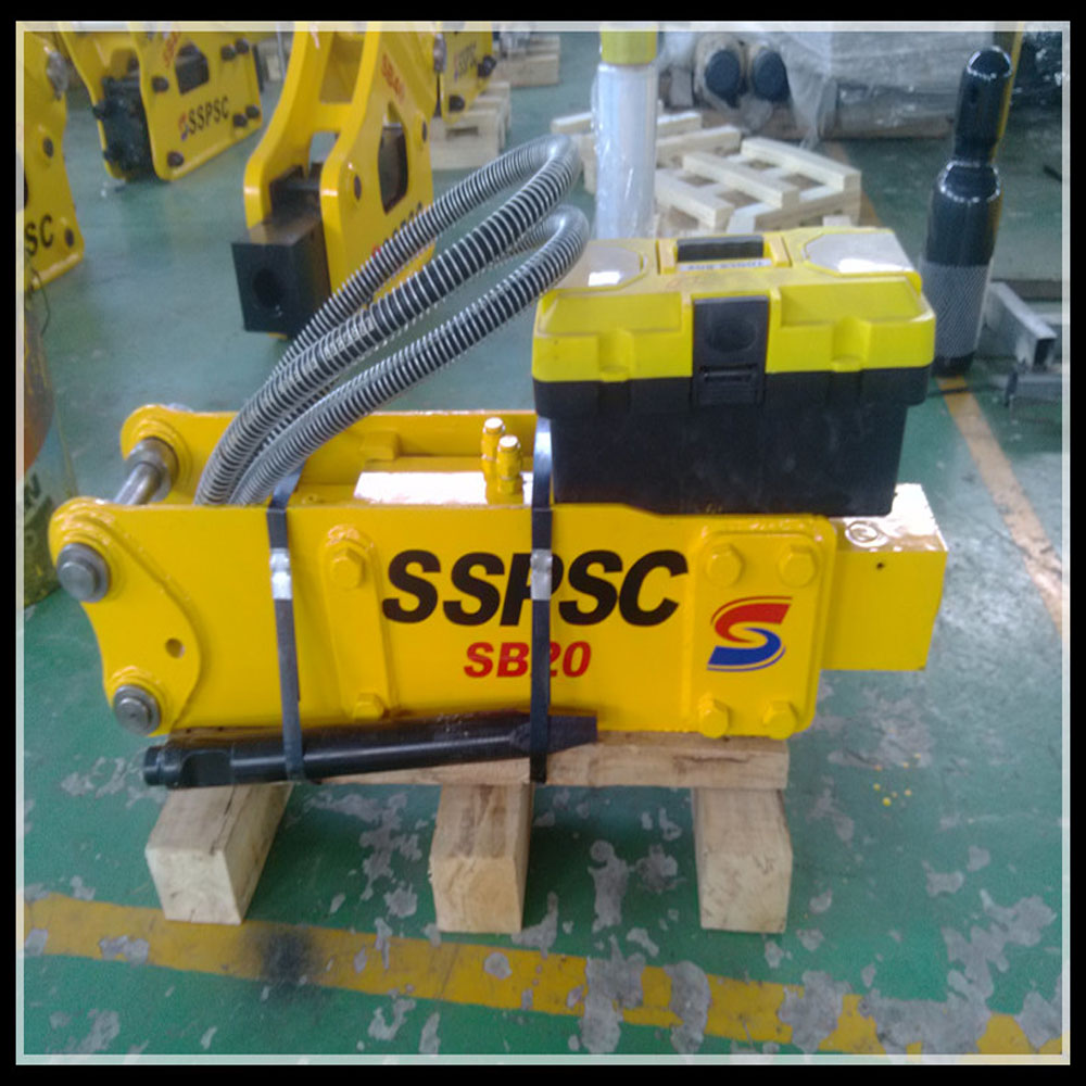 High Quality excavator hydraulic breaker for mini SB20