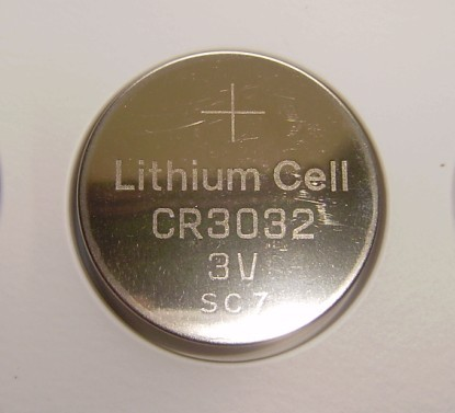 CR3032 3v lithium coin cell battery button batteries