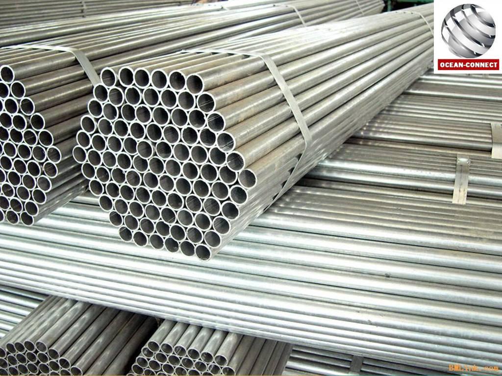 Hot Galvanized Pipe