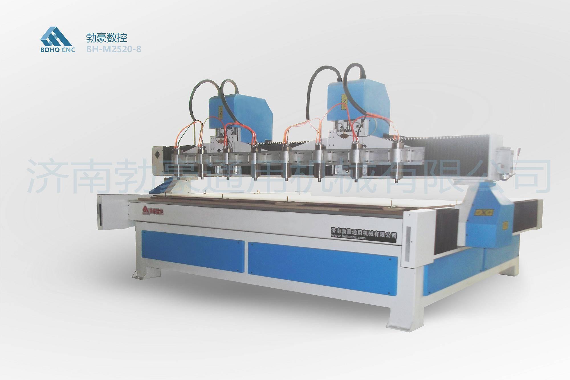 multi-spindles CNC engraving machine