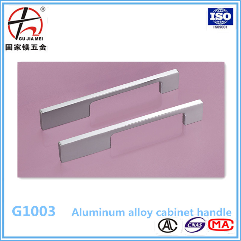Simple Type Aluminum Kitchen Cabinet Handle & Pull