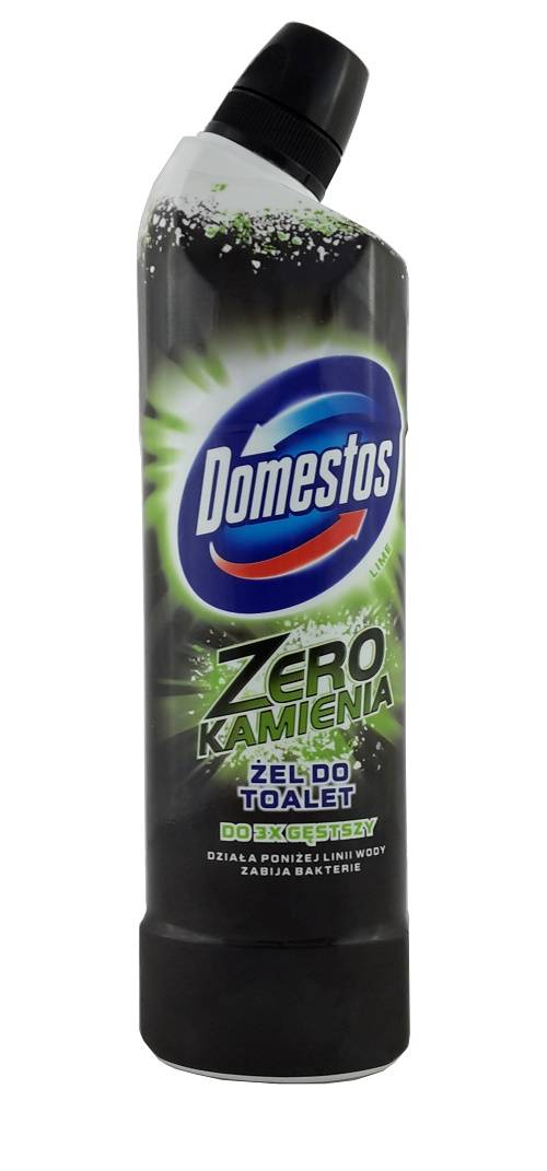 DOMESTOS ZERO LIME (750ML)
