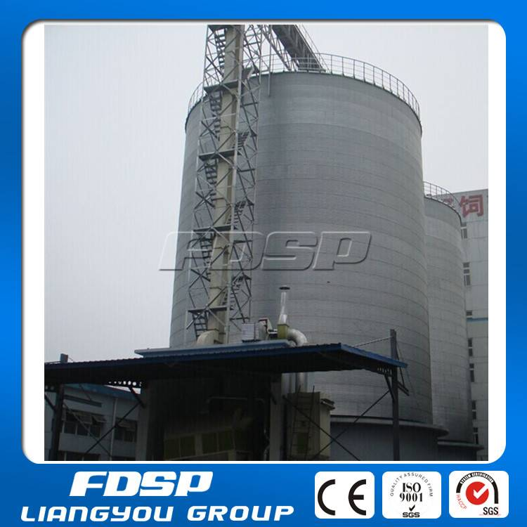 Farm used silos exported to abroad with CE certificate