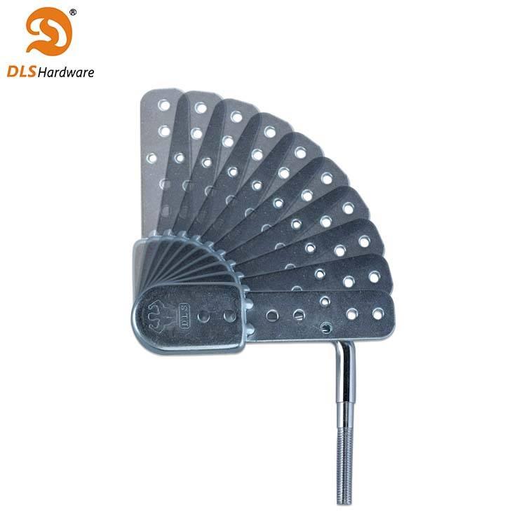 Shenzhen DLS hardware supplies muted sofa headrest furniture hardware
