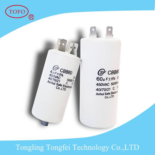 capacitor original factory state-owned enterprises quality cbb60 in china