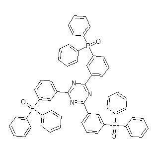 2,4,6-Tris[3-(diphenylphosphinyl)phenyl]-1,3,5-triazine
