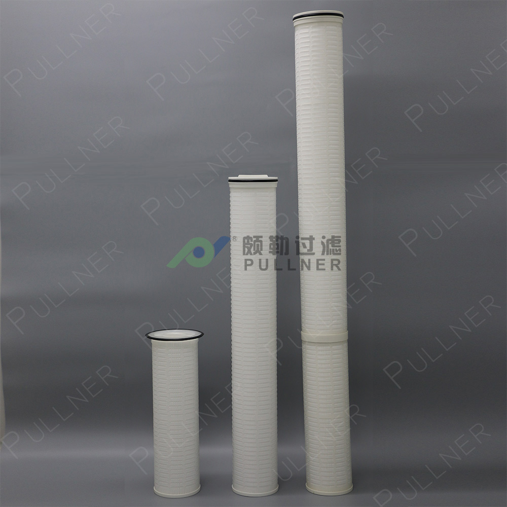 SWRO Pre-filters PP Pleated High Flow Filter