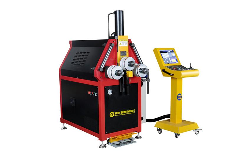 CNC roll bending machine L50-CNC-12T
