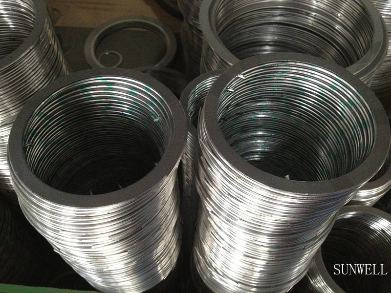 Stainless Steel Inner Rings of Spiral Wound Gasket