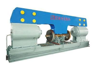 LTX type railway vehicle wheel of turbine