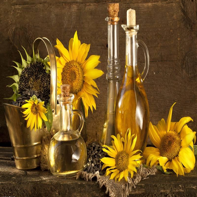 2015 crop refined sunflower oil