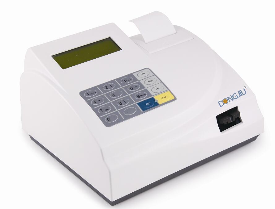 DJ-50 Semi Automatic Urine Analyzer