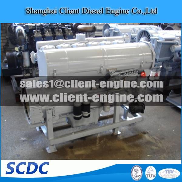 Brand New Deutz F6L413F Engine