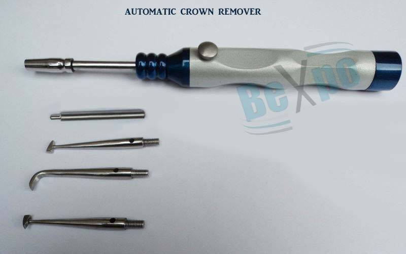 Automatic crown remover