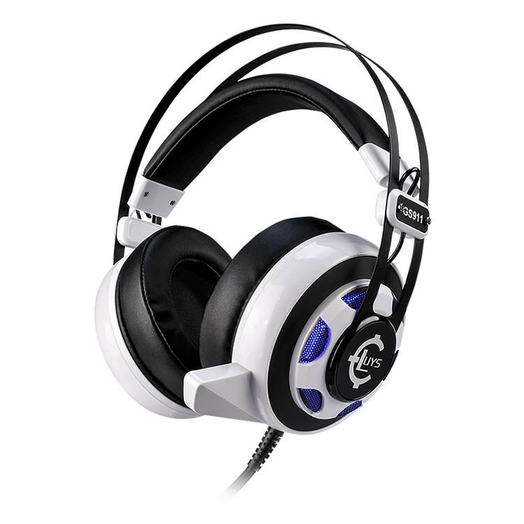 2016 Newest play games USB Lighting headset